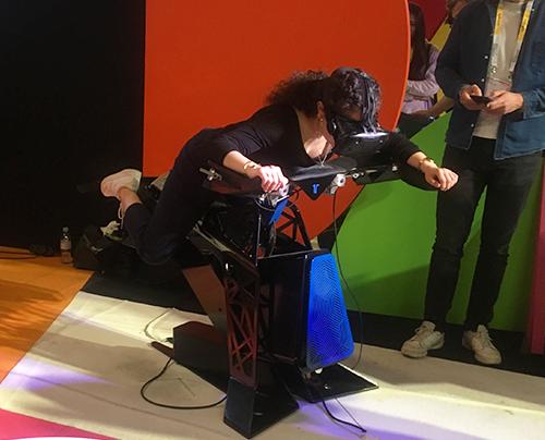 stories Viva Tech réalité virtuelle