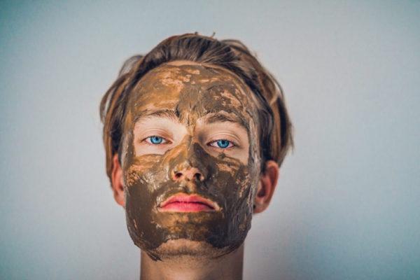 Masque beauté homme
