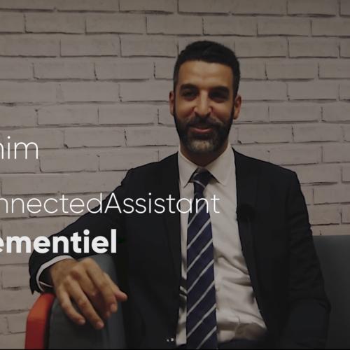 Abrahim myConnectedAssistant mCC