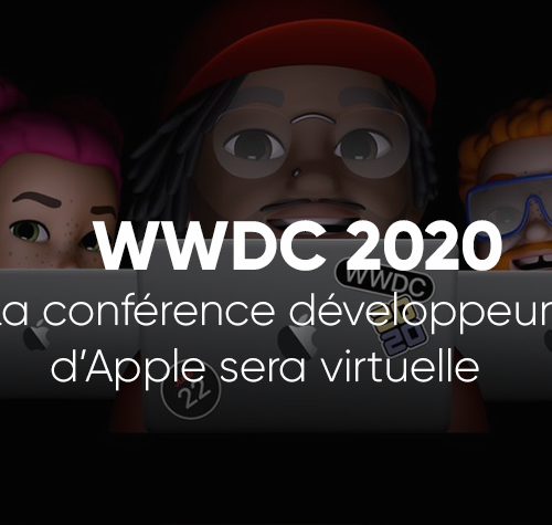 WWDC20 conférence Apple