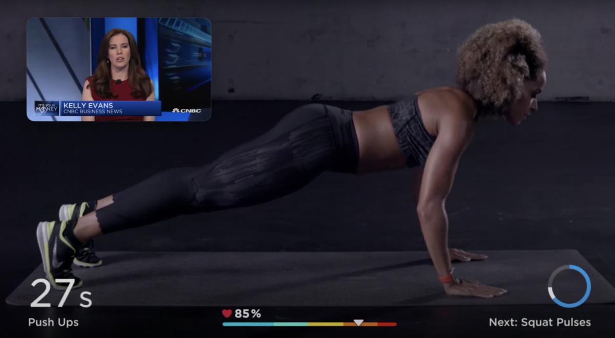 nouvelle fonctionnalité picture in picture sur l'Apple TV en 2020