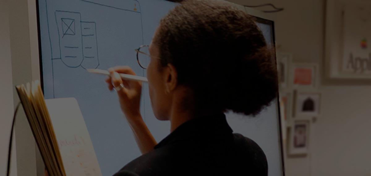 Mathilde, notre UX Designer inspire les nouvelles générations de l'IT