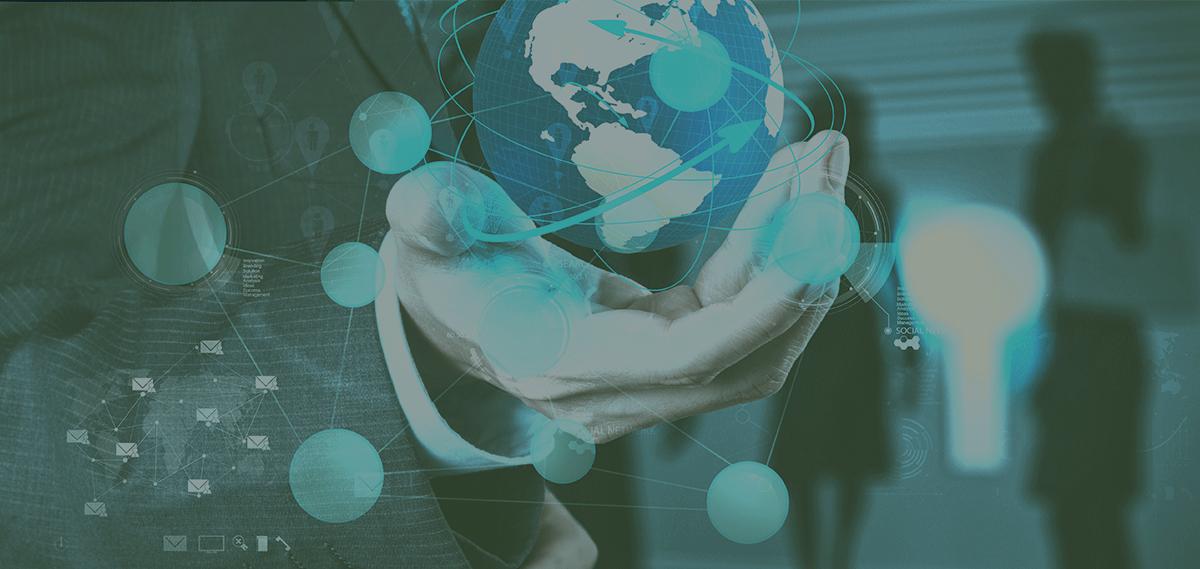Le tout connect une affaire sans fil myconnectedcompany - Objet connecte sans fil ...