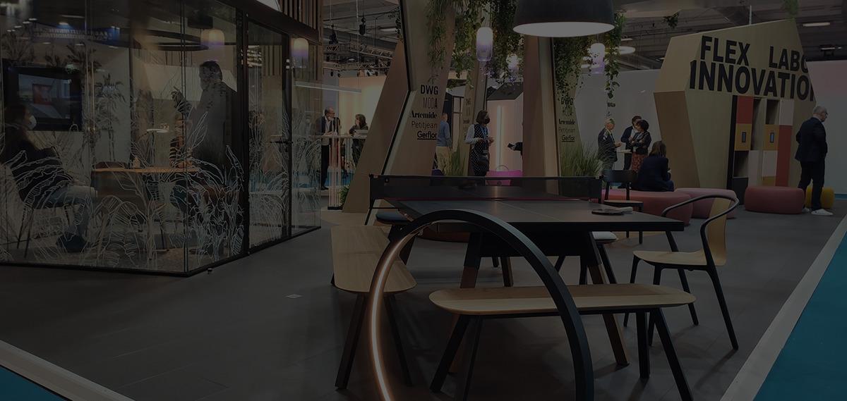 Les tendances Workspace 2021